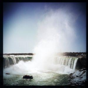 Unforgettable Niagra Falls