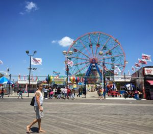 Day off | Coney Island